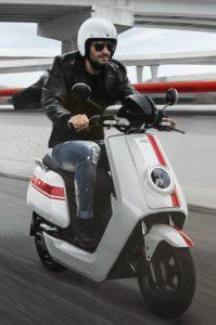 חברה סינית לייצור קטנועים חשמליים Niu Technologies