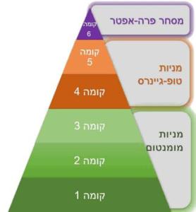 פרמידת מודל הקומות