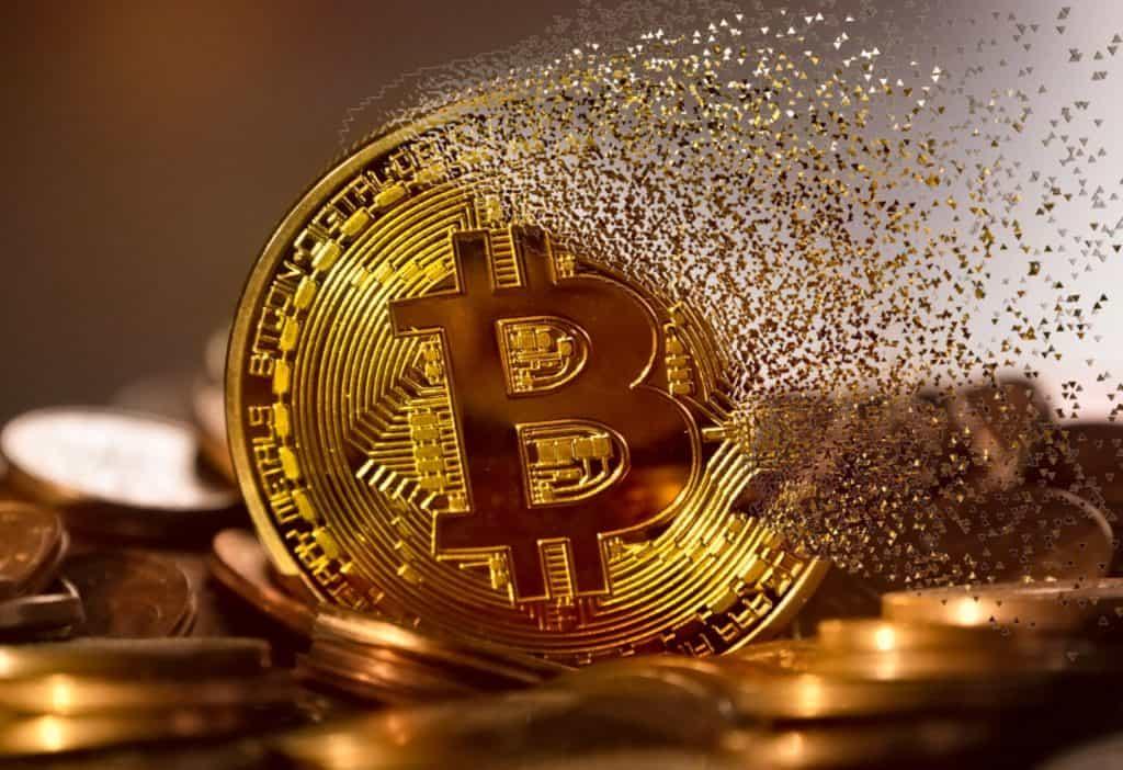 מסחר במטבע הביטקויין זינוק של המטבע הדיגיטלי