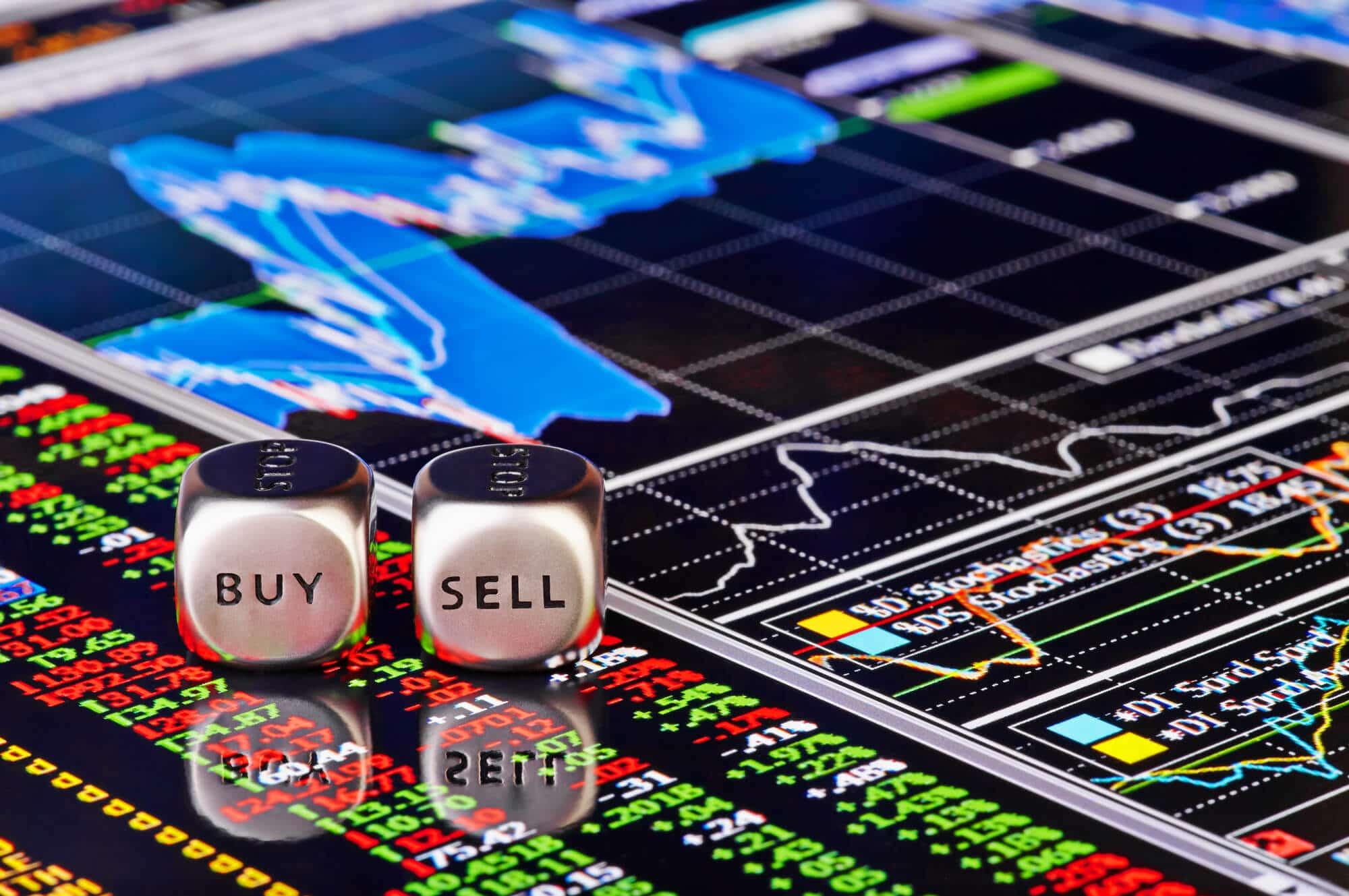 שוק ההון - מסחר במניות