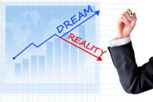 במסחר במניות צריך רגליים על הקרקע ולהסתמך על עובדות